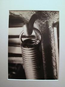 Industrie - Zugfeder, 1927 / 1947-48