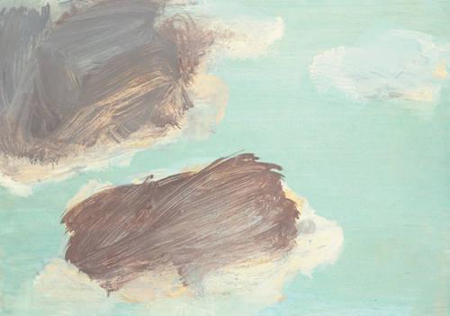 Kleine Wolke II, 2000