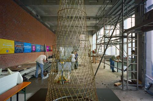Fotoprojekt Pinakothek der Moderne München, 2002