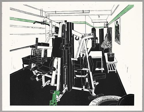 Fitnessmaschine, 2006